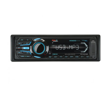 Talamex Radio Marine 1308UAB Zwart