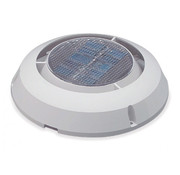 Solar Mini vent 1000 ventilator  Wit ABS