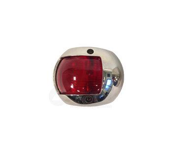 Allpa LED Positielantaarns Luxe RVS 316 Rood