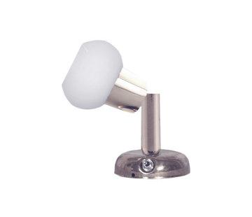 Allpa allpa RVS LED-Wandlamp  8-30V/3 1W  LED 1x 3W  H=110mm