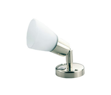 Allpa Wandlamp RVS