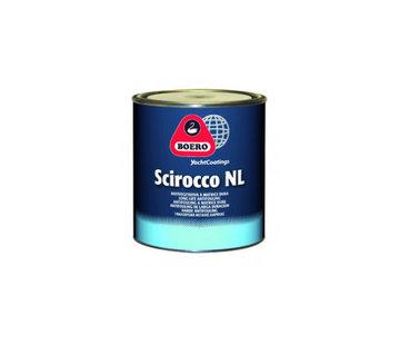 Antifouling 0,75 liter Scirocco