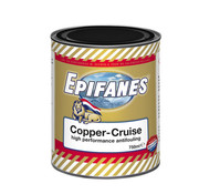 Copper-Cruise High Performance Antifouling 2.5 Liter