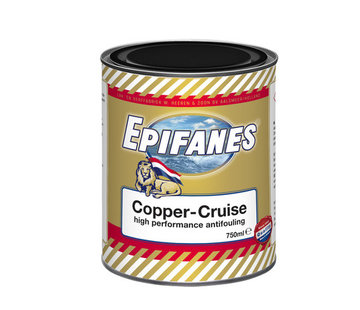 Epifanes Copper-Cruise High Performance Antifouling 2.5 Liter