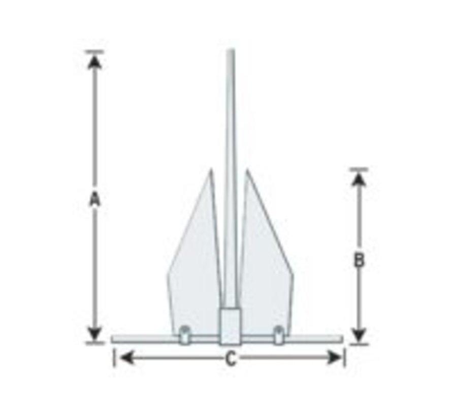 Anker Fortress 9.5 kg