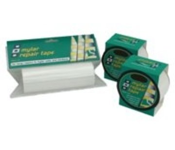PSP Mylar Tape 50mu clear 150mm 3m
