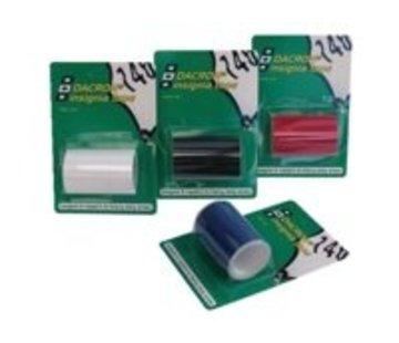 PSP Dacron insignia Tape blauw 75mm 1.5m