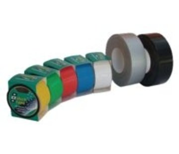 PSP DuckTape zwart 50mm 25m