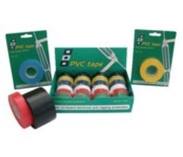 PSP PVC Tape groen 19mm 20m