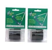Grip Tape set zwart 30mm 1.8m