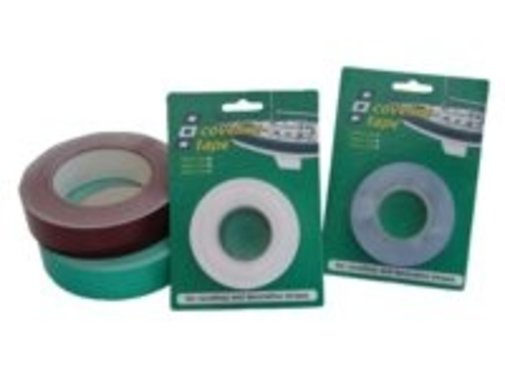 Coveline Tape wit 25mm 15m