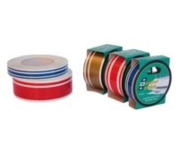 PSP Colourstripes T2 rood 44mm 10m