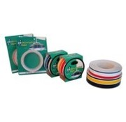 PSP Go-fast Tape rood/wit/blauw 27mm 10m