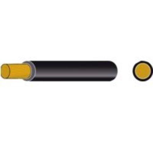 Automarine Accukabel geïsoleerd 16mm² zwart