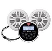 met witte speakers MCKGB350W