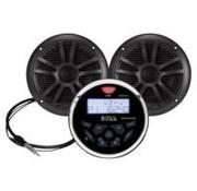 met zwarte speakers MCKGB350B