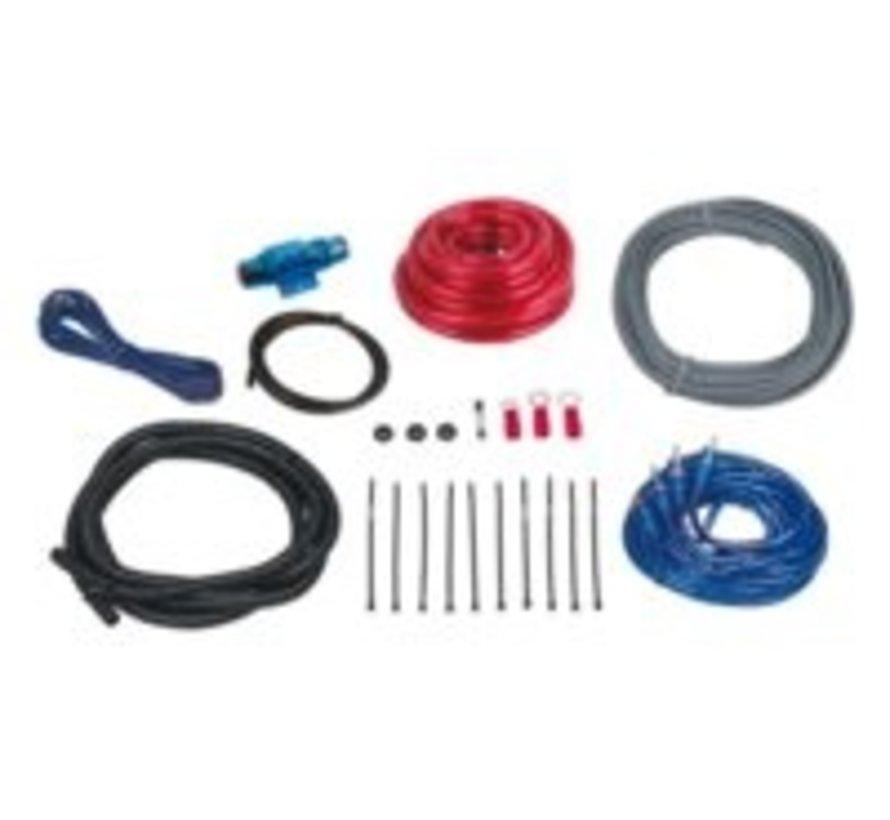 Aansluit/bedradings kit voor Marine Amplifiers.