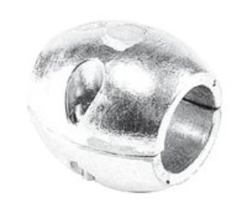 Talamex Schroefas Anode 35MM Aluminium