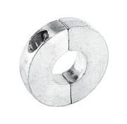 Talamex Schroefas Anode 25MM Aluminium Plat