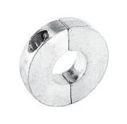 Talamex Schroefas Anode 35MM Aluminium Plat