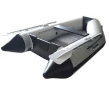 Talamex Aqualine QLA250 Aluminium bodem