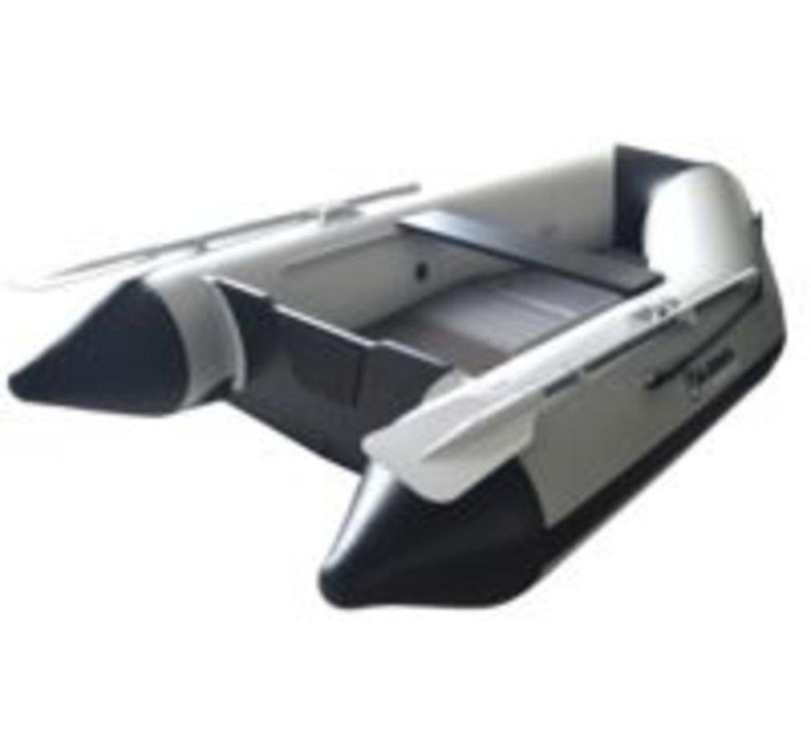 Aqualine QLA250 Aluminium bodem