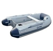 Comfortline TLX350 Alu-bodem