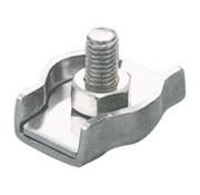 Talamex Staaldraadklem enkel 4mm