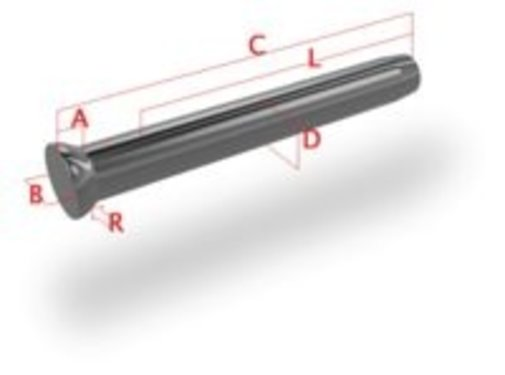 Ballterminal 8mm