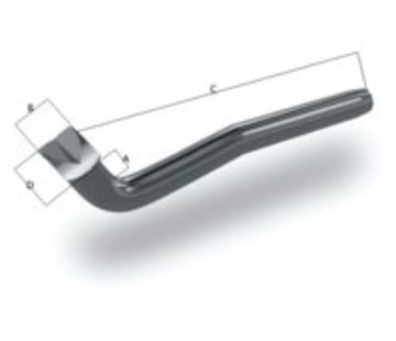 O.S. T-terminal 8mm