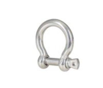 Talamex Harpsluiting rvs 4mm