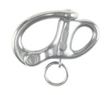 Talamex Snapsluiting met vast oog 96mm