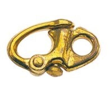 Talamex Snapsluiting brons vast oog 33mm