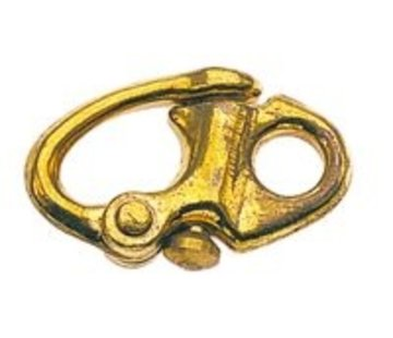 Talamex Snapsluiting brons vast oog 40mm
