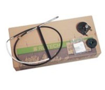 Ultraflex Stuursysteem Rotech IV Set 9ft 2.75m