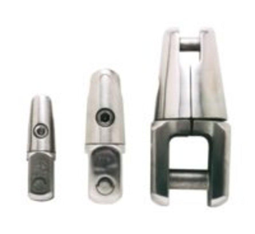 Ankerkettingverbinder rvs 12-14mm