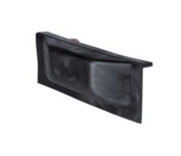 Talamex Steigerfender recht 50x7x10cm zwart