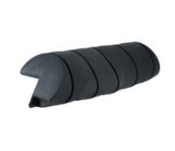 Talamex Steigerfender groot 110x24x24cm zwart