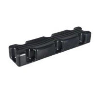 Talamex Steigerfender 100x12x7cm zwart