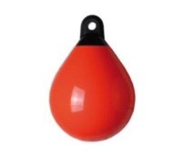 Talamex Kogelfender nr.4 oranje zwarte kop