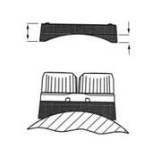Ronstan RF5416 medium curved suRF base