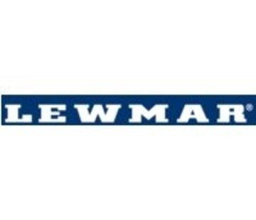 Lewmar Small eye strap paar