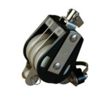 HYE Triple/swivel/becket/cleat/16mm