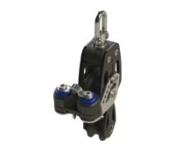 Lewmar HTX  72mm blok fiddle cam