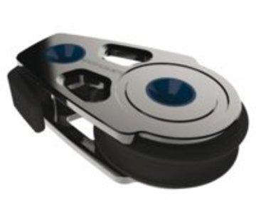Lewmar Synchro  90mm jamming foot zwart