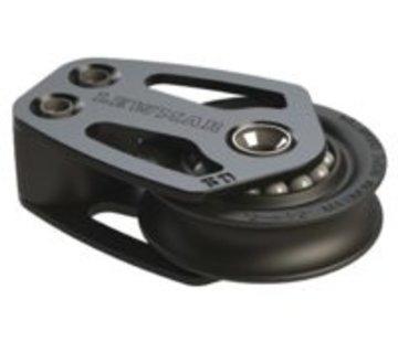 Lewmar HTX  voetblok 60mm