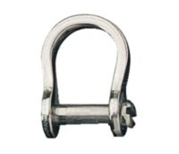 Ronstan RF613s shackle. slotted pin. suits RF15100