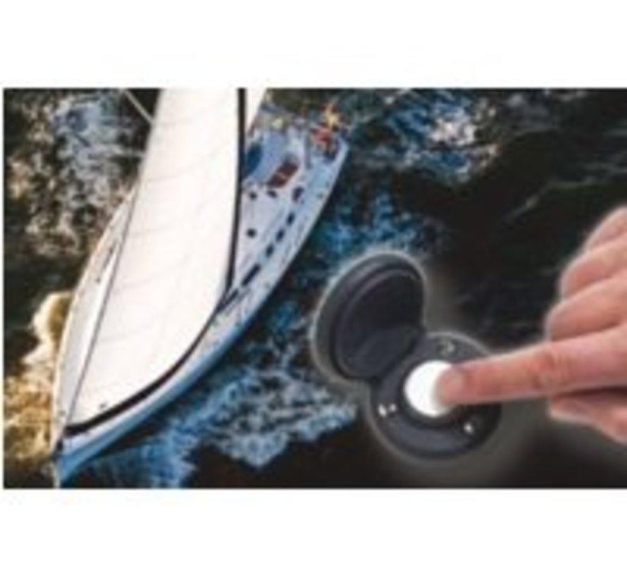 40ST alu EVO selftailing lier grijs