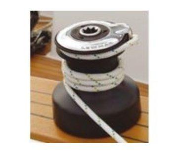 Lewmar 50ST alu EVO selftailing lier grijs