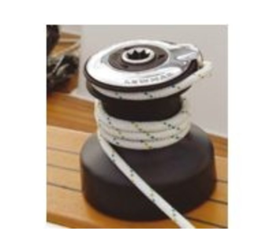 65ST alu EVO selftailing lier zwart